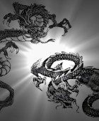 Dragones Chinos Wallpaper