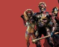 Superhéroes Zombies